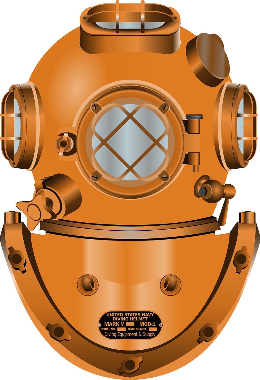 Diving helmet 158250 1280