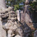 大阪府和泉市仏並町にある男乃宇刀神社にお参りしてきました
