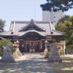 大阪府岸和田市の兵主神社にお参りしてきました