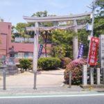 大阪府岸和田市摩湯町にある淡路神社にお参りしてきました!